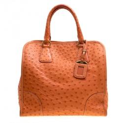 fe209cb3c0 Buy Pre-Loved Authentic Prada Exotic bags for Women Online