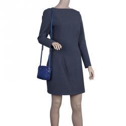 Prada Royal Blue Nylon Sling Bag