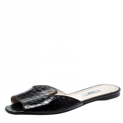 7a05270f3f156 Buy Pre-Loved Authentic Prada Flats for Women Online | TLC