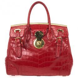 0fbb5cf2c9f Buy Pre-Loved Authentic Ralph Lauren Exotic bags for Women Online   TLC