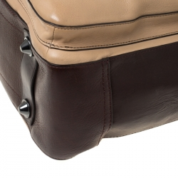 Reed Krakoff Multicolor Leather Gator Boxer II Duffle Bag