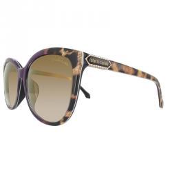 Roberto Cavalli Black/Gradient Brown RC872SF Wayfarer Sunglasses