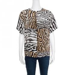 01728e541e Buy Pre-Loved Authentic Roberto Cavalli Tops for Women Online