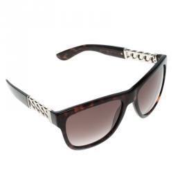 ab9a5272ac Buy Saint Laurent Black Brown YSL 6022 S Oversized Sunglasses 131471 ...