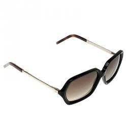 f74d6819a3 Saint Laurent Paris Black Brown Gradient YSL 6322 S Square Sunglasses