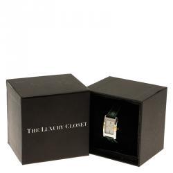 Saint Laurent Paris White Stainless Steel Classic Women's Wristwatch 21MM