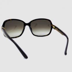Salvatore Ferragamo Dark Tortoise SF606S Womens Sunglasses