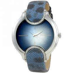 Salvatore Ferragamo Blue Stainless Steel FIZ040015 Women's Wristwatch 38MM