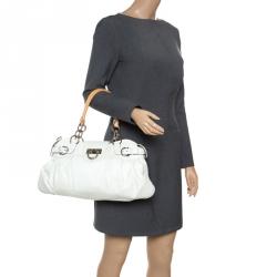 f76fdd5e84f Buy Authentic Pre-Loved Salvatore Ferragamo Handbags for Women ...