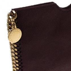 Stella McCartney Mini Burgundy Fallabella iPad Case