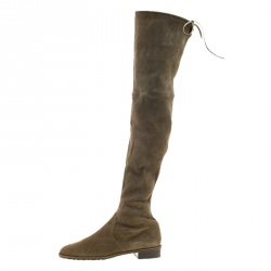 606e05863 Buy Pre-Loved Authentic Stuart Weitzman Boots for Women Online | TLC