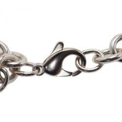 Tiffany & Co. Return to Tiffany Heart Tag Charm Bracelet 21CM