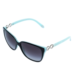 Tiffany & Co. Bicolor / Grey Gradient TF4111-B Square Infinity Sunglasses