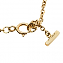Tiffany & Co. T Smile 18K Yellow Gold Bracelet