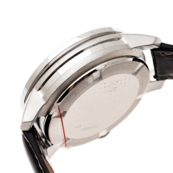 Tissot Silver White Stainless Steel T-Sport T055217A Women's Wristwatch 35 mm