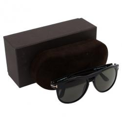 Tom Ford Black Callum Sunglasses