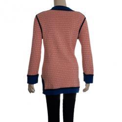Tory Burch Long Sleeve Knit Top S