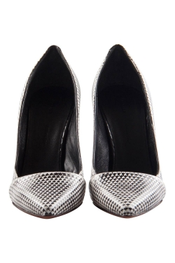 Proenza Schouler Monochrome Leather Pumps Size 37