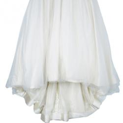 Vera Wang Dantelle Embellished Wedding Dress M