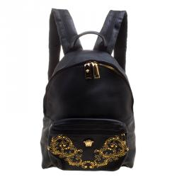 1576608a9ba2 Buy Pre-Loved Authentic Versace Backpacks for Women Online