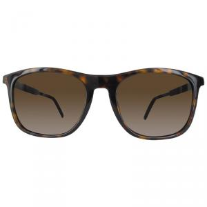 Mont Blanc Dark Havana/Roviex MB593SF Wayfarer Sunglasses