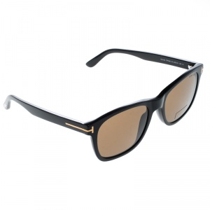 Tom Ford Dark Brown TF 595 Eric-02 Sunglasses