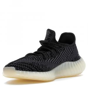 Adidas Yeezy Boost 350 Carbon Sneakers Size EU 42 (US 8.5)