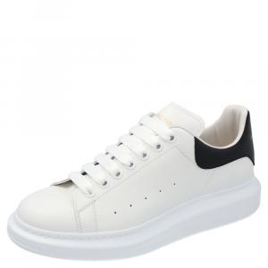 Alexander McQueen White Oversized Runner Sneakers Size EU 39