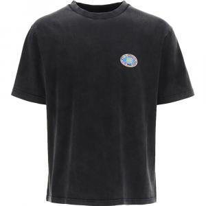 Balenciaga Grey BB Regular T-Shirt Size S