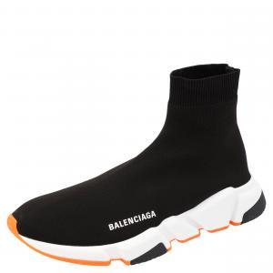 Balenciaga White Speed Trainers Size 40