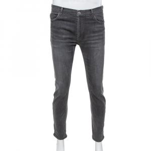 Balenciaga Black Stretch Denim Slim Fit Jeans M - used