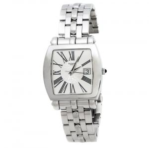 Balmain Silver Stainless Steel Arcade 2791 Men's Wristwatch 37 mm