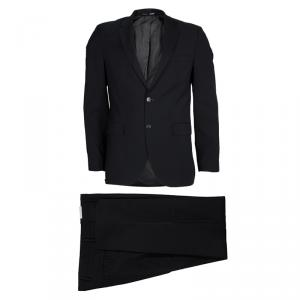 Boss By Hugo Boss Black Regular Fit Tailored Suit M
