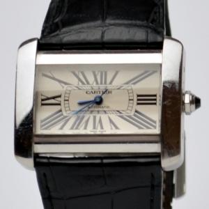 Cartier Tank Divan Unisex Watch