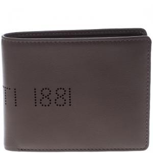Cerruti 1881 Brown Leather Carson Bifold Wallet