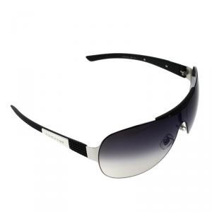 Chopard Black SCH704 Shield Sunglasses
