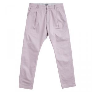 D&G Pink Cotton Chinos XS