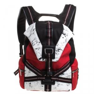 Dior Homme Multicolor Nylon Backpack