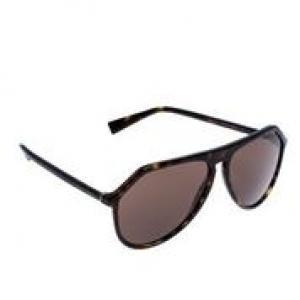 Dolce & Gabbana Havana/Brown DG4341 Sunglasses
