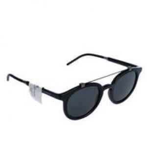 Dolce & Gabbana Grey/Black DG6116 Sunglasses
