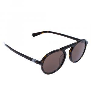 Dolce & Gabbana Havana/Brown DG4351F Sunglasses