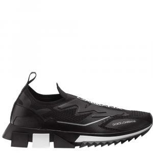 Dolce & Gabbana Black Sorrento Sneakers Size 43