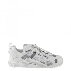 Dolce & Gabbana White NS1 Sneakers Size EU 40