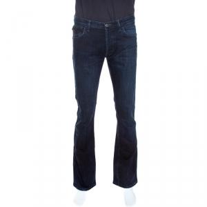 Emporio Armani Indigo Denim Regular Fit Jeans M