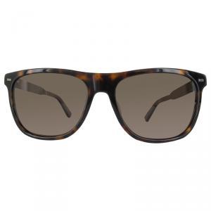 Ermenegildo Zegna Dark Havana/Roviex EZ0041F Wayfarer Polarized Sunglasses