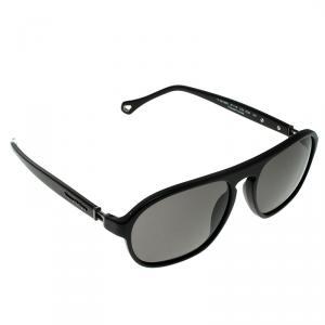 Ermenegildo Zegna Black SZ3655 Wayfarer Sunglasses