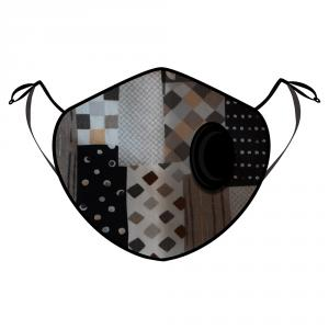 Fine Guard By Caroline Reusable N95 Face Mask, Maverick On - Large (Available for UAE Customers Only)