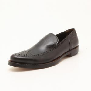 Fendi Black Brogue Men's Loafers Size 43