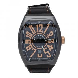 Franck Muller Vanguard Titanium & Rose Gold Men's Wristwatch 44 MM