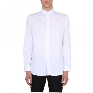 Givenchy White Regular Fit Shirt Size EU 40 -